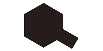 Farbe XF 85  schwarz rubber matt Acryl 10ml