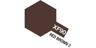 Farbe XF 90 Red Brown 2 matt Acryl 10ml