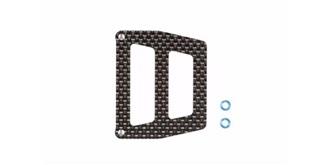 TA06/FF03 Servoplatte Carbon