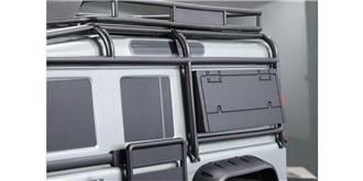 TRX-4 Werkzeugbox Seitenfenster