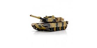 RC Panzer Torro M1A2 Abrams BB+IR 1:24 RTR