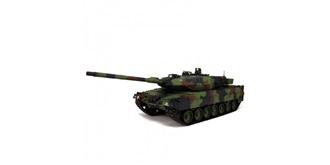 RC Panzer Torro Leopard 2 A6 V6 BB+IR Metallkett..