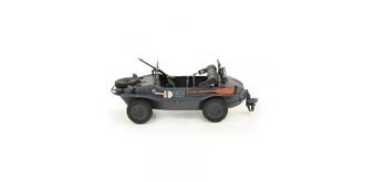 RC Car Torro Schwimmwagen VW T166 grau 1:16