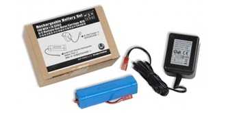 Akkupack und Ladegerät für M16 Torro 1112400806