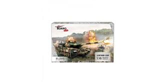 RC Panzer Torro Leopard 2 A6 1:16 Kit