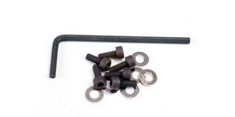 Traxxas Schrauben M 3.0x 8mm  6St