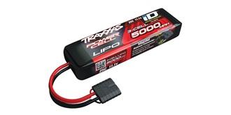 Accu LiPo Traxxas CAR 5000-3S 25C Traxxas Stecker