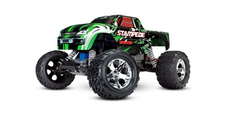 RC Car Traxxas Stampede 2WD grün 1:10 RTR
