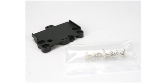 Rustler Montageplatte Speedcontroller