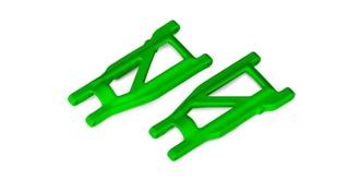 Slash4WD/Rustler4x4 Querlenker heavy duty green ..