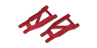 Slash4WD/Rustler4x4 Querlenker heavy duty red 2St
