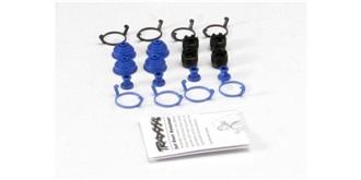 Revo Kugelgelenk-Abdeckungen (blau) + Zubh.