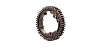 Spur gear, 50-tooth, steel wide face (1.0 pitch)