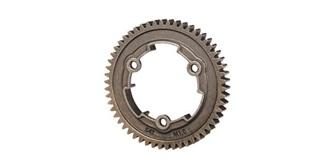 Spur gear, 54-tooth, steel (1.0 metri           ..