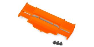 Rustler 4x4 Spoiler orange