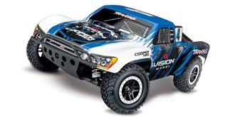 RC Car Traxxas Slash 4x4 VXL TSM 1:10 RTR