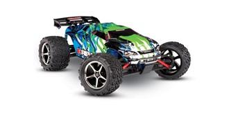 RC Car Traxxas E-Revo grün 550 1:16 4WD RTR