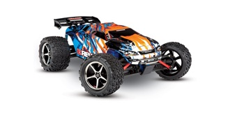 RC Car Traxxas E-Revo orange 550 1:16 4WD RTR