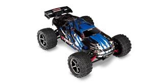 RC Car Traxxas E-Revo VXL blau 4WD 1:16 RTR