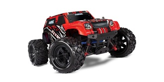 RC Car LaTrax Teton rot 4WD 1:18 RTR