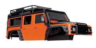 TRX-4 Defender Karosserie lackiert orange