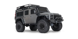 RC Car Traxxas TRX-4 Land Rover Defender grau 1:10