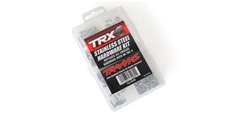 TRX-4 Schraubenset rostfreier Stahl