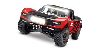 RC Car Traxxas Desert Racer rot 4WD RTR