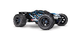 RC Car Traxxas E-Revo 2.0 blau 1:10 RTR