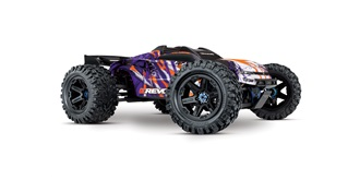 RC Car Traxxas E-Revo 2.0 purple 1:10 RTR