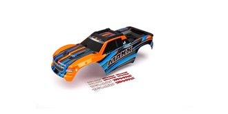 MAXX Karosserie orange painted