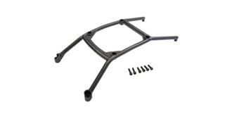 MAXX Body support, rear/ 3x10mm CS (4) (fits #89..