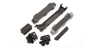 MAXX Battery hold-down/ mounts (front & rear