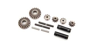 MAXX Gear set, differential
