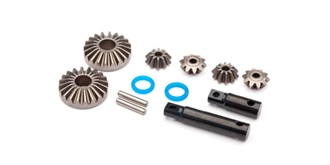 MAXX Output gear, center differential