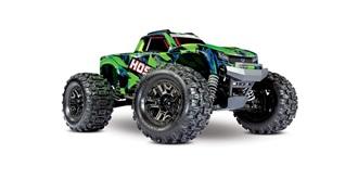 RC Car Traxxas Hoss 4x4 VXL grün 1:10 RTR