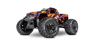 RC Car Traxxas Hoss 4x4 VXL orange 1:10 RTR