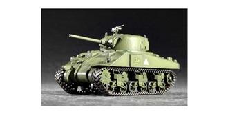 Trumpeter Panzer Sherman M4 1:72 Kit Plastik