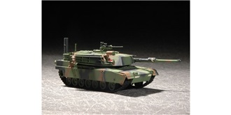 Trumpeter Panzer M1A1 Abrams MBT 1:72 Kit Plastik