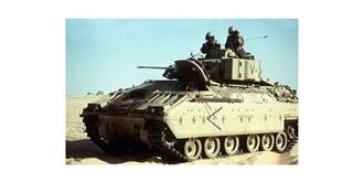 Trumpeter Panzer M2A0 Bradley 1:72 Kit Plastik