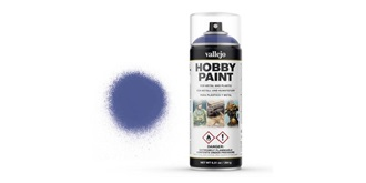 Vallejo Spraydose Ultramarine Blue 400ml