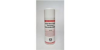 Vallejo Glanz Klarlack 400ml Spray