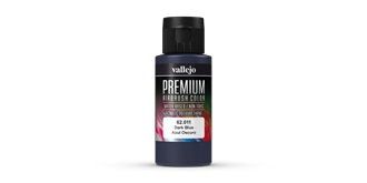 Vallejo PR Dark Blue 60 ml.