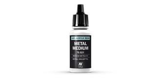 Vallejo Medium Metal 17 ml.