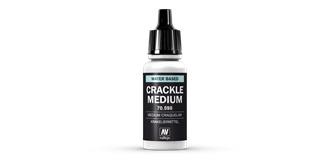 Vallejo Medium Crackle 17 ml.