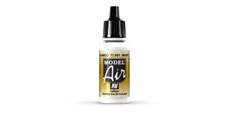 Vallejo MA White 17 ml.