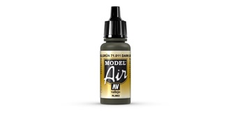 Vallejo MA Armour Green 17 ml.