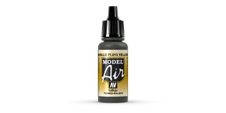 Vallejo MA Yellow Olive 17 ml.