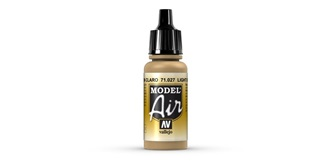 Vallejo MA Light Brown 17 ml.