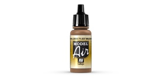 Vallejo MA Mud Brown 17 ml.